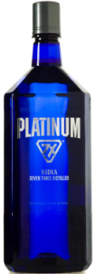 Platinum 7X Vodka 1.00l